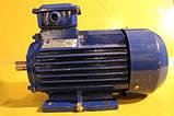 Електродвигун АИР 132 M6, фото 3
