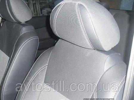 Чехлы в салон CHEVROLET   Aveo T250 (седан) 2003-2011