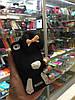 Чехол заяц Moschino для iPhone 4/4S, черный