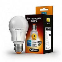 LED лампа А 60 15W Е27 4100К 220V (бел)