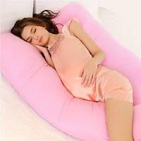 Подушка для беременных U(П)-380см(факт.высота-170см), разные цвета