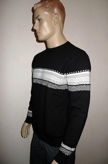 Шерстяной свитер Navigable 80% шерсти ― Распродажа !