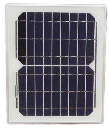 Солнечная панель монокристаллическая 10Вт (PT-010)