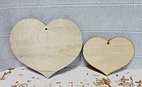 Панно-подвеска Сердце-2, 7см