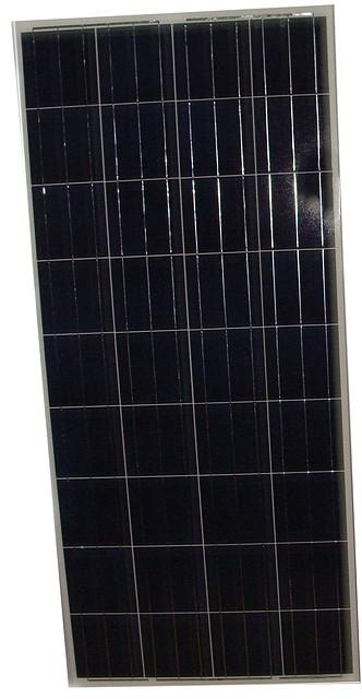 Солнечная панель монокристаллическая 100Вт (PT-100)
