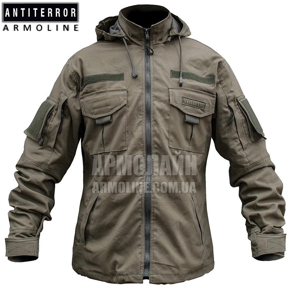 Куртка тактическая (ANTITERROR) Сoyote, Размер 56-58,60-62