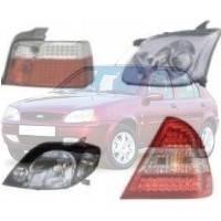 Приборы освещения и детали Ford Fiesta Форд Фиеста 1999-2001