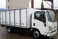 Автомобиль грузовой ISUZU NMR85L хлебный фургон, фото 1
