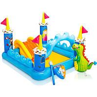 Детские надувные центры и бассейны