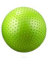 Мяч для фитнеса с массажными шипами 75 см, фото 1