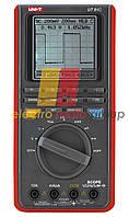 Цифровой осциллограф UNI-T UTM 181C (UT81C), портативный, мультиметр, одноканальный, 16 МГц, 80 МВыб