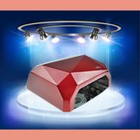 CCFL+LED гибридные лампы для маникюра.