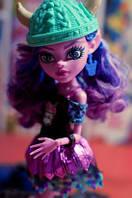 Кукла монстер хай Кьерсти Троллсон  Школьный Обмен Monster High Brand-Boo Students Kjersti Trollsøn Doll