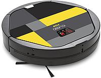 Робот пылесос для сухой и влажной уборки ковров iClebo Pop (Lemon)