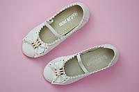 Белые детские туфельки, 37,38
