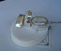 Роскошный серебряный набор с рядом камней, фото 1