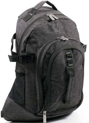 Практичный городской рюкзак из нейлона 15 л Bagland 14770-2 хаки