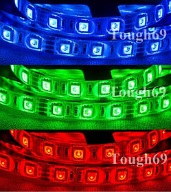 Стрічка світлодіодна smd5050 12v