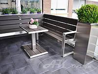 Садовая мебель деревянная