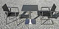 Металлическая мебель для дачи