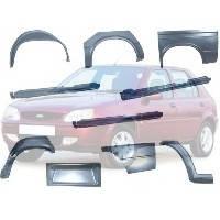 Арки, пороги, крылья, капот Ford Fiesta Форд Фиеста 1999-2001