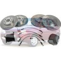 Запчасти тормозной системы Ford Fiesta Форд Фиеста 1999-2001