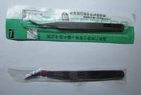Пинцет загнутый для обжигания лепестков канзаши, фото 1
