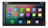 Универсальная Android 2DIN авто магнитола Sound Box SB-422DVD (Android 4.2.2)