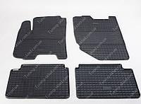 Резиновые коврики Дэу Джентра (коврики в салон Daewoo Gentra)