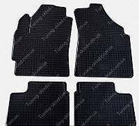 Резиновые коврики Дэу Матиз (коврики в салон Daewoo Matiz, комплект 4шт)