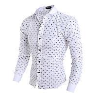 Белая рубашка Орландо50р., фото 1