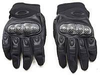 Тактические перчатки Oakley Pilot black