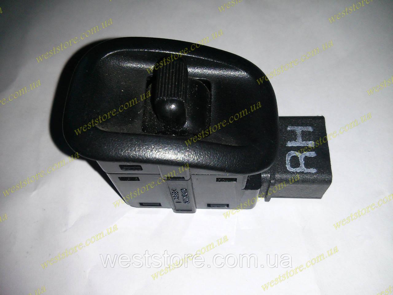 Кнопка стеклоподъемника заднего правого Ланос,Сенс,Lanos Sens GM 96242534