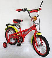 """Детский Велосипед """"Super Bike"""" 2-х колесный 14 дюймовые колеса 151402"""