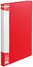 Папка А4 с бок прижимом пластик BM.3402-05 (красная)