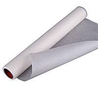 Пергаментная бумага силиконовая белая 50 м х 28 см в рулоне для выпечки