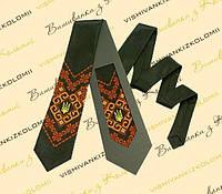 Вишита краватка ЛК 03