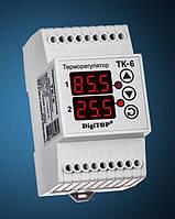ТК-6  Терморегулятор (двухканальный) DigiTOP