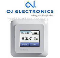 Программируемый сенсорный терморегулятор OCD5-1999 OJ Electronics (Дания)