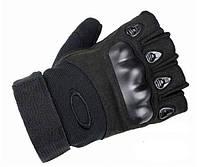 Тактические перчатки Oakley с кастетом