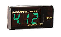 Multitronics DM20D Тахометр+вольтметр (дизель)