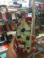 Чехол силиконовый FLOWERS для iPhone 4/4s, kosmeja, фото 1