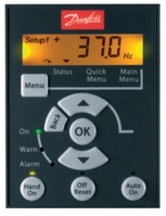 Панель управления LCP 11 (без потенциометра) 132В0100