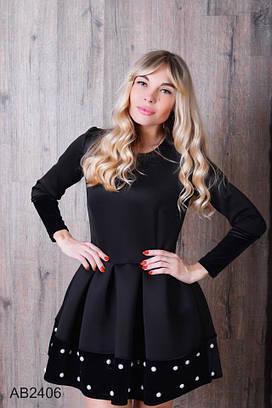 Женское платье №104-122