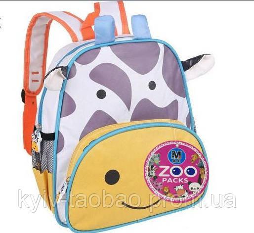 Детский рюкзак Skip Hop Zoo Pack реплика жираф Skip Hop