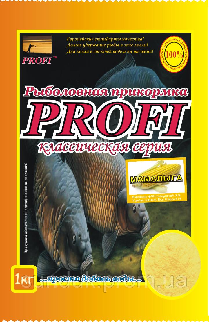 Рыболовная прикормка Profi Мамалыга