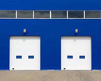 Промышленные секционные ворота Tecsedo