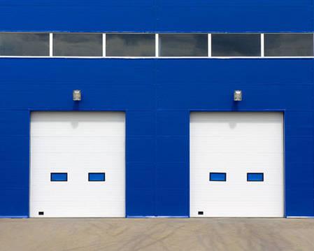 Промышленные секционные ворота Tecsedo, фото 2