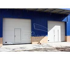 Промышленные секционные ворота Tecsedo, фото 3