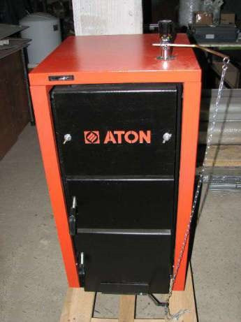 Твердотопливный котел ATON MULTI 38 (кВт)